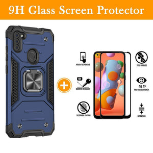 Vehicle-mounted Shockproof Armor Phone Case  For SAMSUNG Galaxy A11