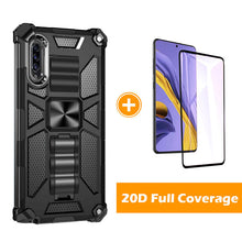 Load image into Gallery viewer, Luxury Armor Shockproof With Kickstand For SAMSUNG A30S