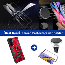 Load image into Gallery viewer, 2021 ALL New Luxury Armor Shockproof With Kickstand For SAMSUNG S21 Plus