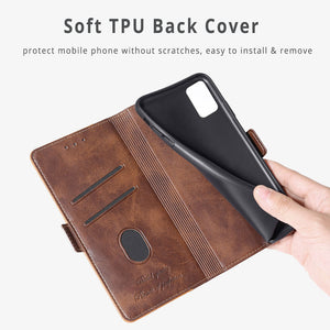 New Leather Wallet Flip Magnet Cover Case For Samsung Galaxy Note20/Note20Ultra