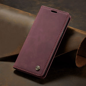 【2021 NEW】CaseMe Retro Wallet Case For Samsung S9