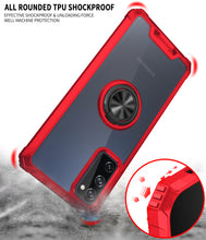 Load image into Gallery viewer, 2021 Ultra-thin Four-Corner Anti-Fall Magnetic Ring Case For Samsung S20 FE