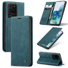 Load image into Gallery viewer, 【2021 NEW】CaseMe Retro Wallet Case For Samsung S20 Ultra
