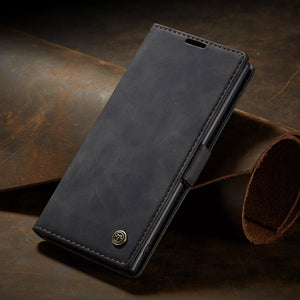 【2021 NEW】CaseMe Retro Wallet Case For Samsung Note 10