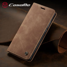 Load image into Gallery viewer, CaseMe Retro Wallet Case For Samsung A20/A30