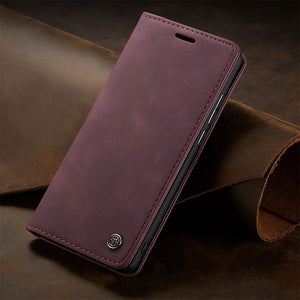 【2021 NEW】CaseMe Retro Wallet Case For Samsung A51 4G