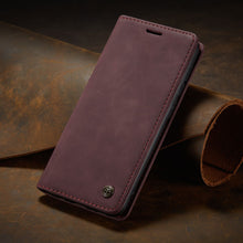 Load image into Gallery viewer, 【2021 NEW】CaseMe Retro Wallet Case For Samsung S20 Plus