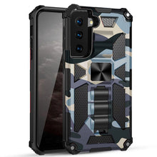 Load image into Gallery viewer, 2021 New Luxury Armor Shockproof Case With Kickstand For Samsung