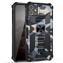 Load image into Gallery viewer, 2021 New Luxury Armor Shockproof With Kickstand For iPhone 12