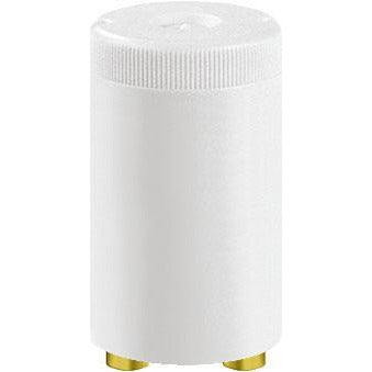 Light Gray Luxram 300010123 Fluorescent Starter RS2 4-22W (50/50) luxram-300010123-fluorescent-starter-rs2-4-22w-50-50