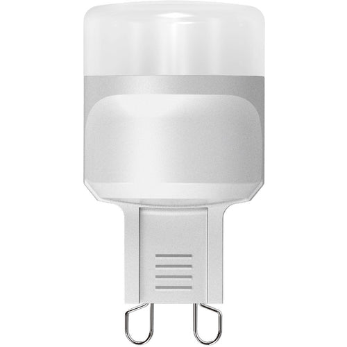 Lavender Luxram 750100012 VALUE LED G9 2W COOLWHITE 146LM (METALLLIC SILVER) (1/1) luxram-750100012-value-led-g9-2w-coolwhite-146lm-metalllic-silver-1-1
