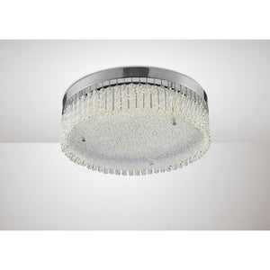 Gray Diyas IL80055 Aiden Large Round Ceiling 21W 1900lm LED 4200K Polished Chrome/Crystal diyas-il80055-aiden-large-round-ceiling-21w-1900lm-led-4200k-polished-chrome-crystal Aiden