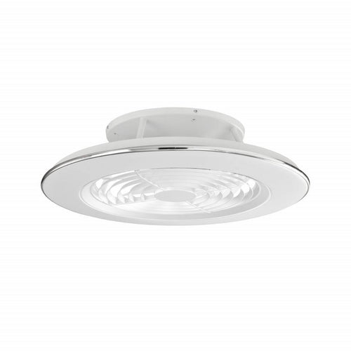 Lavender Alisio 70W LED Dimmable Ceiling Light With Fan