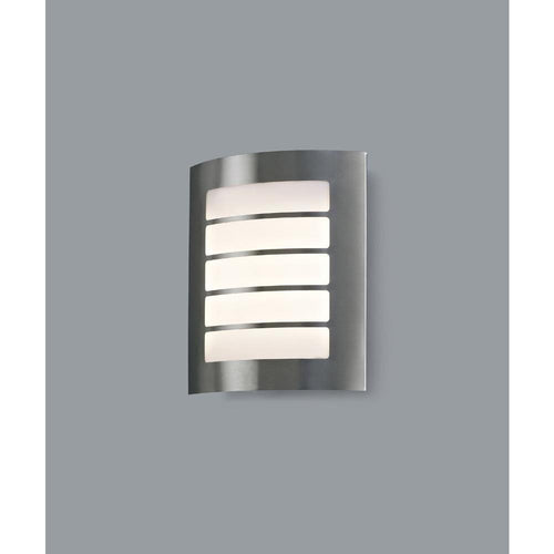 Dim Gray Deco D0263 Allegra Flush Wall Lamp 216mm x 178mm With Rectangular Slot Cover deco-d0263-allegra-flush-wall-lamp-216mm-x-178mm-with-rectangular-slot-cover-14w-led-ip44-ext-and-interior-4000k-stainless-steel-and-frosted-polycarbonate-diffuser