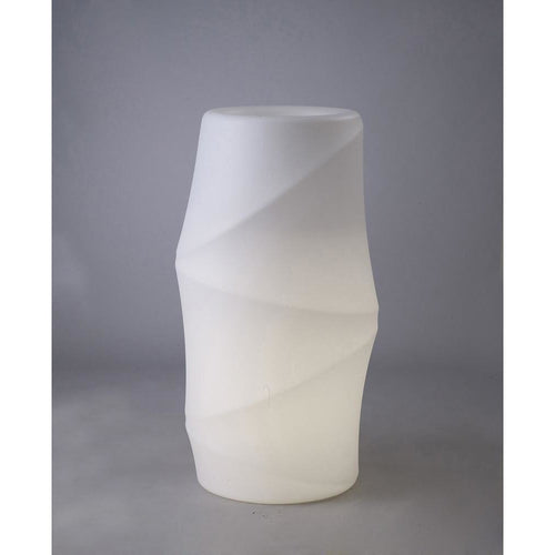 Gray Mantra M3646 Bambu Tall Pot 2 Light E27 Outdoor IP65, Opal White mantra-m3646-bambu-tall-pot-2-light-e27-outdoor-ip65-opal-white