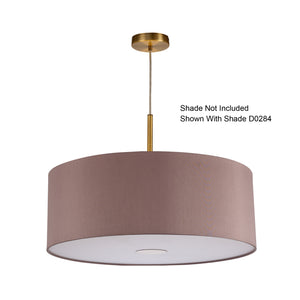 Dim Gray Deco D0334 Baymont Antique Brass 1 Light E27 Universal 3m Single Pendant, Suitable For A Vast Selection Of Shades deco-d0334-baymont-antique-brass-1-light-e27-universal-3m-single-pendant-suitable-for-a-vast-selection-of-shades
