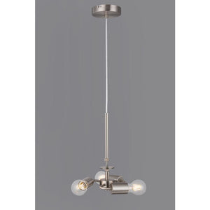 Light Slate Gray Deco D0341 Baymont Satin Nickel 3m 3 Light E27 Universal Single Pendant, Suitable For A Vast Selection Of Shades deco-d0341-baymont-satin-nickel-3m-3-light-e27-universal-single-pendant-suitable-for-a-vast-selection-of-shades