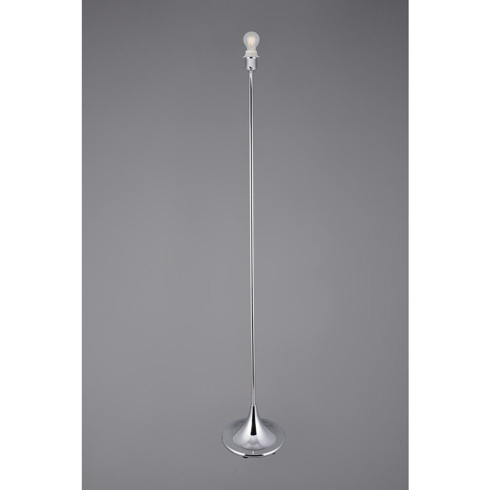 Light Slate Gray Deco D0351 Crowne Round Curved Base Floor Lamp Without Shade, Inline Switch, 1 Light E27 Polished Chrome deco-d0351-crowne-round-curved-base-floor-lamp-without-shade-inline-switch-1-light-e27-polished-chrome