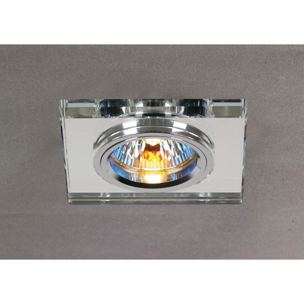 Dim Gray Diyas IL30817CH Crystal Downlight Shallow Square Rim Only Clear, IL30800 Required To Complete The Item diyas-il30817ch-crystal-downlight-shallow-square-rim-only-clear-il30800-required-to-complete-the-item Crystal Downlights