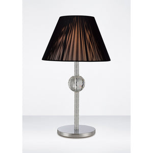 Dark Slate Gray Diyas IL30510 Elena Table Lamp Without Shade 1 Light Polished Chrome/Crystal diyas-il30510-elena-table-lamp-without-shade-1-light-polished-chrome-crystal Elena