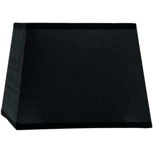 Black Mantra M5240 Habana Black Square Shade 160/200 x 152mm, Suitable for Wall Lamp