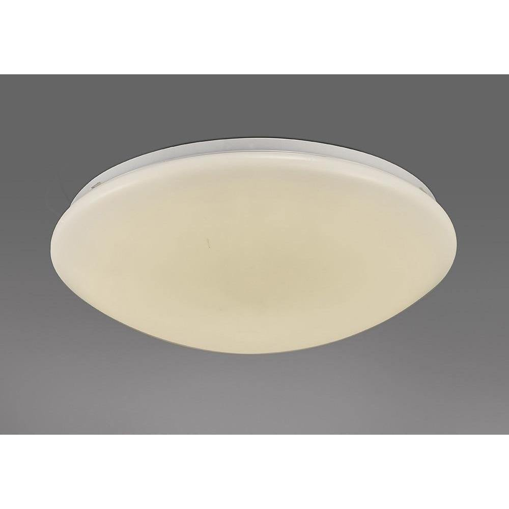 Gray Deco D0073 Helios Ceiling, 363mm Round, 18W 1080lm LED White 4000K deco-d0073-helios-ceiling-363mm-round-18w-1080lm-led-white-4000k