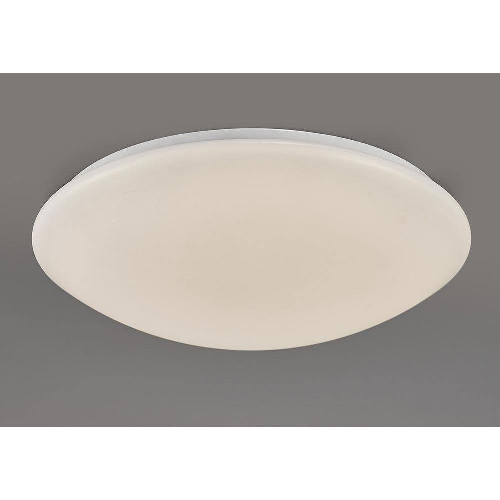 Light Gray Deco D0074 Helios Ceiling, 500mm Round, 30W 1800lm LED White 4000K deco-d0074-helios-ceiling-500mm-round-30w-1800lm-led-white-4000k