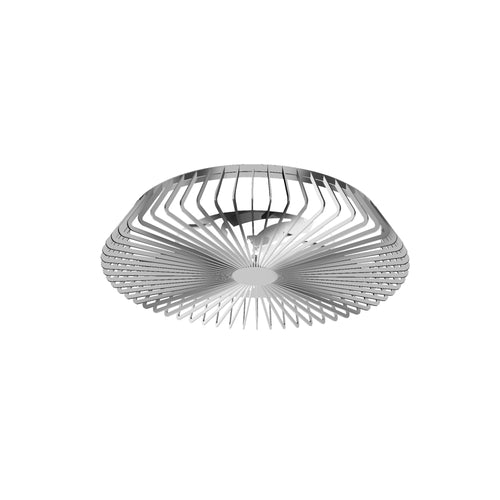 Dark Gray Himalaya 70W LED Dimmable Ceiling Light With Fan