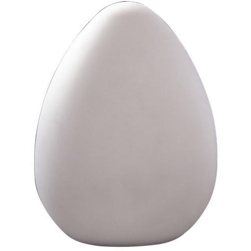 Dark Gray Mantra M1328 Huevo Egg Table Lamp 1 Light E27 Outdoor IP65, Opal White mantra-m1328-huevo-egg-table-lamp-1-light-e27-outdoor-ip65-opal-white