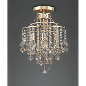 Dim Gray Diyas IL32770 Inina Ceiling 4 Light E14 French Gold/Crystal diyas-il32770-inina-ceiling-4-light-e14-french-gold-crystal Inina