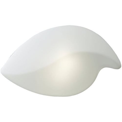 Antique White Mantra M3789 Natura Ceiling/Wall Lamp Outdoor Large 2 Light E27 IP44, Matt White/Opal White mantra-m3789-natura-ceiling-wall-lamp-outdoor-large-2-light-e27-ip44-matt-white-opal-white