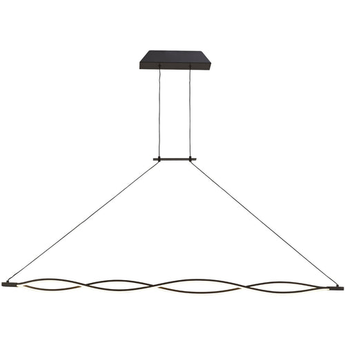 Snow Mantra M5801 Sahara BR XL Pendant 42W LED 2800K, 3400lm, Frosted Acrylic/Brown Oxide, 3yrs Warranty mantra-m5801-sahara-br-xl-pendant-42w-led-2800k-3400lm-frosted-acrylic-brown-oxide-3yrs-warranty