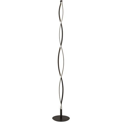 Snow Mantra M5802 Sahara XL Floor Lamp 28W LED 2800K, 2200lm, Dimmable Frosted Acrylic/Brown Oxide, 3yrs Warranty mantra-m5802-sahara-xl-floor-lamp-28w-led-2800k-2200lm-dimmable-frosted-acrylic-brown-oxide-3yrs-warranty