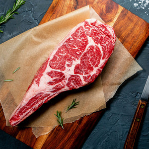 Bone-In Rib Steak, 25oz, Prime