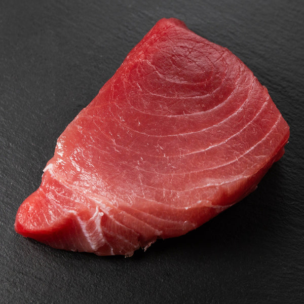 Yellowfin Tuna 2+, One 7oz Portion