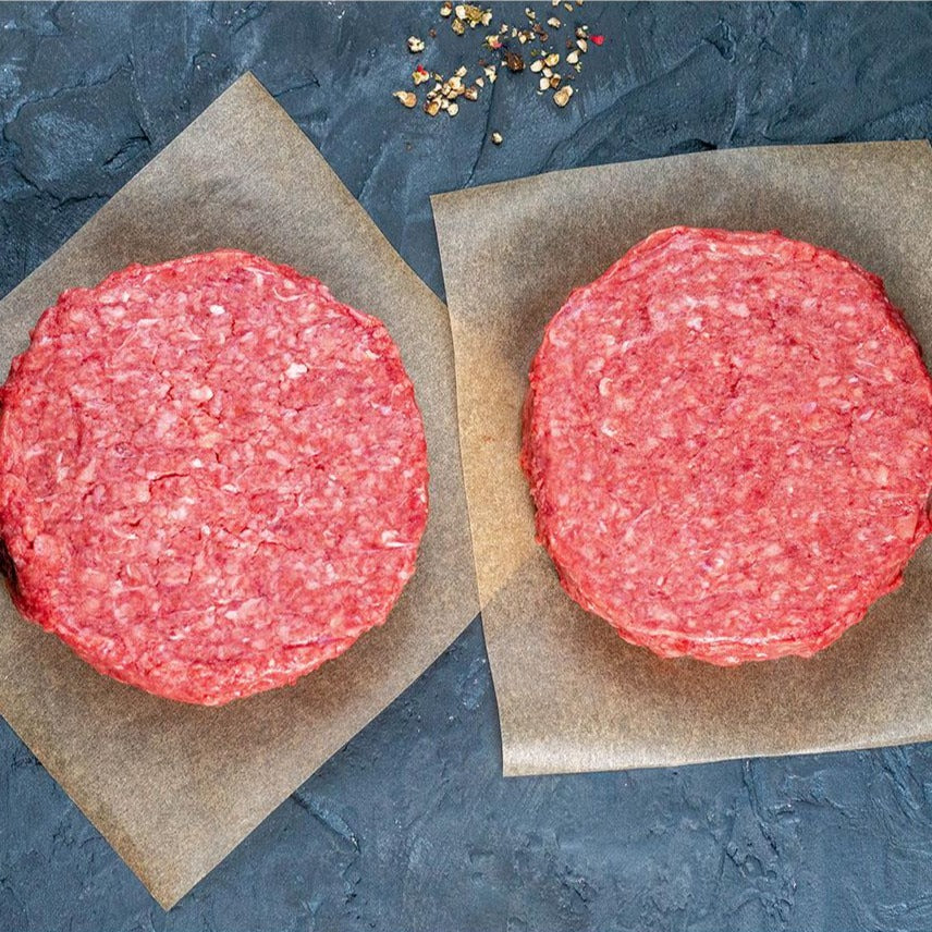 Steakhouse Burgers, Two 8oz Burgers