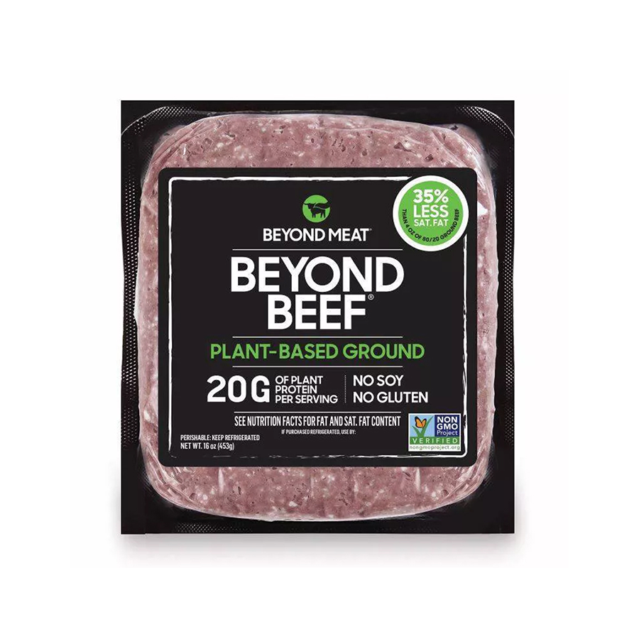 Beyond Beef Plant-Based Ground, 16oz
