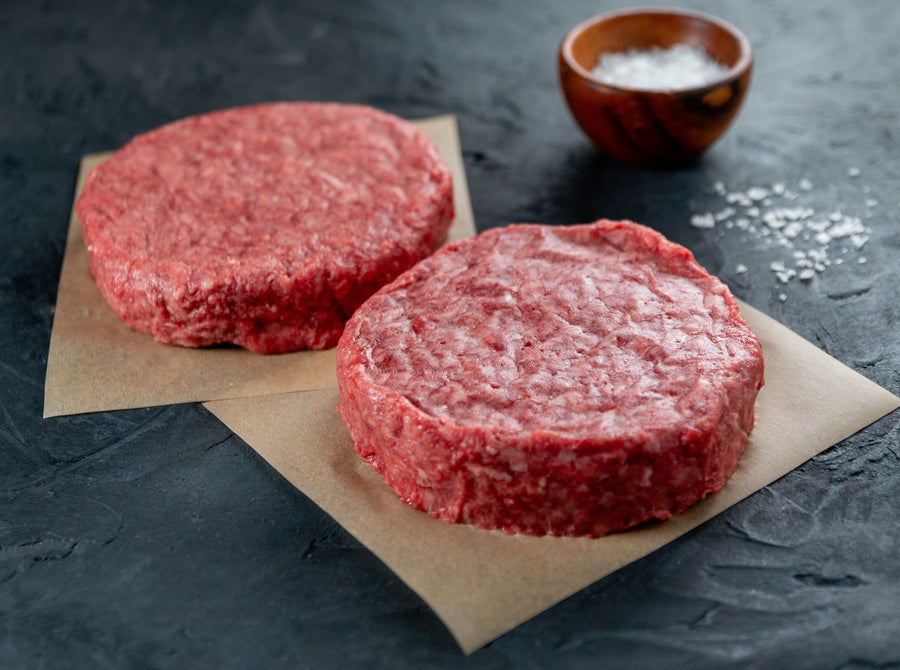 Wagyu Burgers, Two 8oz Burgers