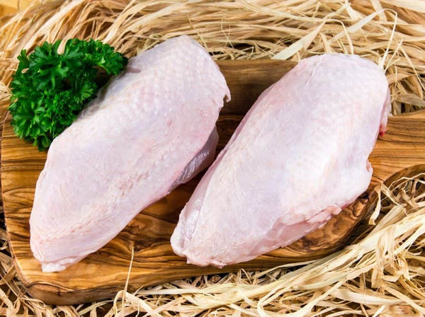 Murray's Chicken Split Breast Bone-In, 28-32oz pkg, 2pc