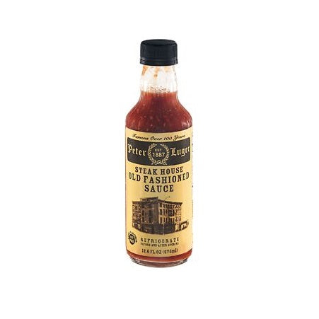 Peter Luger Old Fashion Steak Sauce, 12.6oz