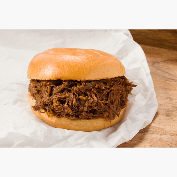 Niman Ranch Pulled Pork with BBQ Sauce