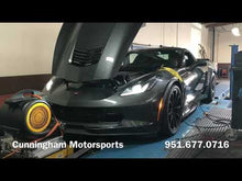Load and play video in Gallery viewer, 2014-2019 Corvette C7 Stingray A&A Supercharger Kit