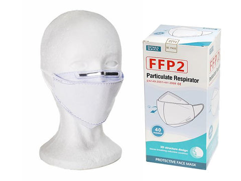 DETAILS Protective Face Mask - Bay to Bay Medical