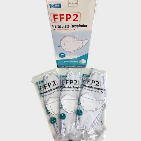 FFP2 Face Mask - Bay to Bay Medical