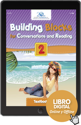 Building Blocks for Conversations and Reading 2 (versión digital)