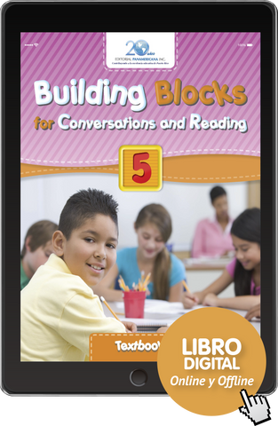 Building Blocks for Conversations and Reading 5 (versión digital)