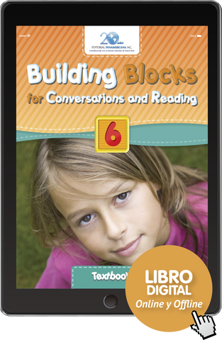 Building Blocks for Conversations and Reading 6 (version digital)