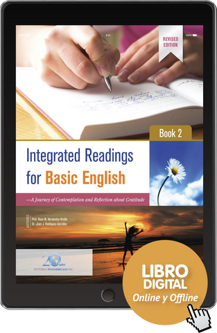 Integrated Readings for Basic English - Book 2 (versión digital)