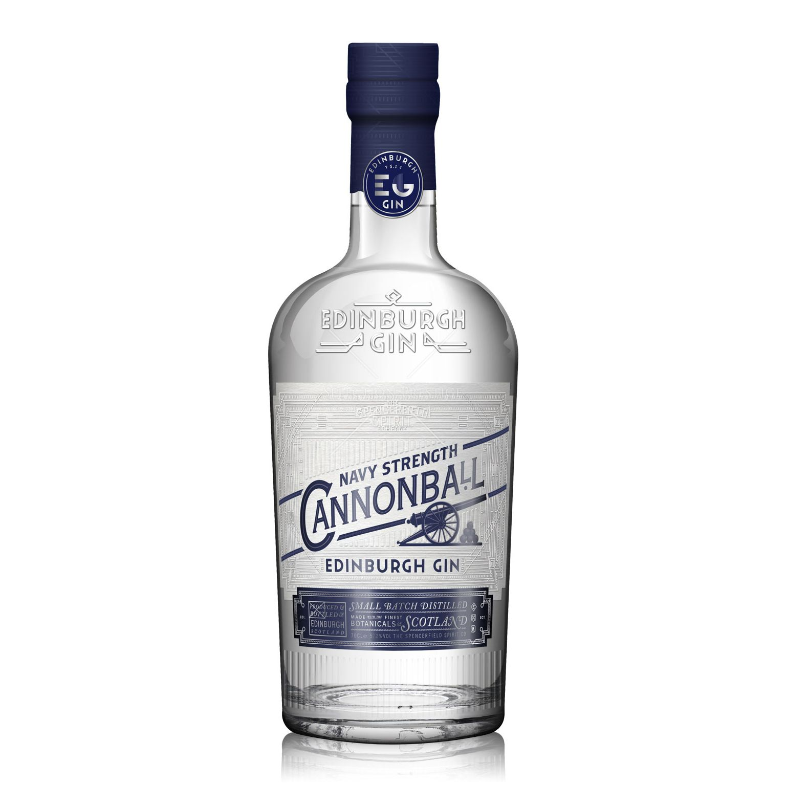 Edinburgh Gin Cannonball 70cl, Food, Beverages & Tobacco by The Drink Market