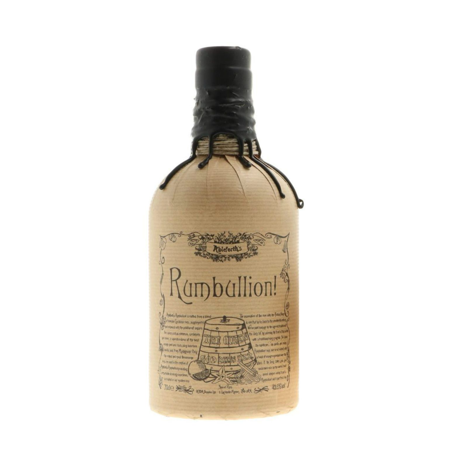 Rumbullion 70cl, Alcoholic Beverages by The Drink Market
